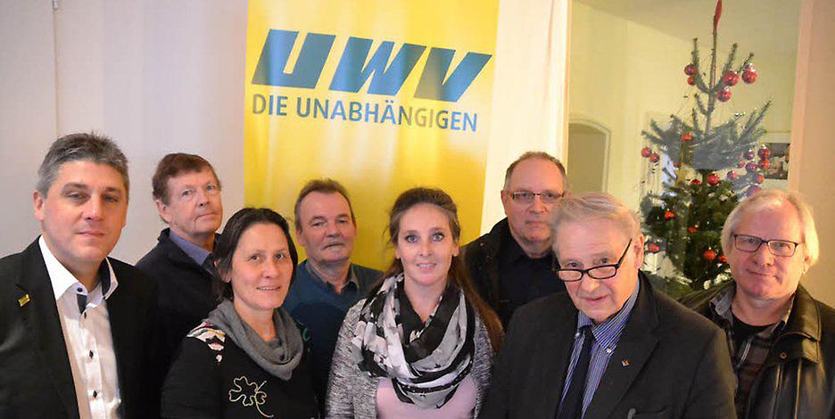 UWV-Kreisverbandsvorstand